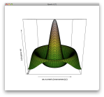 Colouring a 3D plot according to z-values